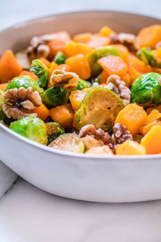 dairy free vegetable side dishes that are perfect for Christmas
