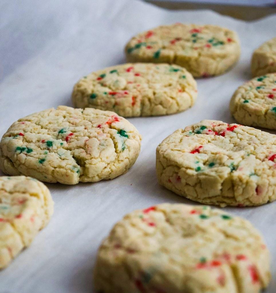 easy tasty gluten free christmas cookie