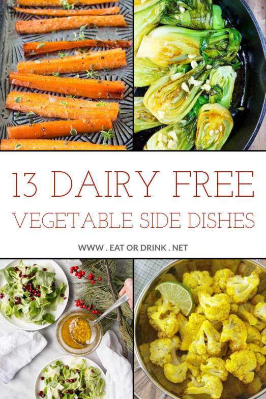 gluten free vegetable side dishes