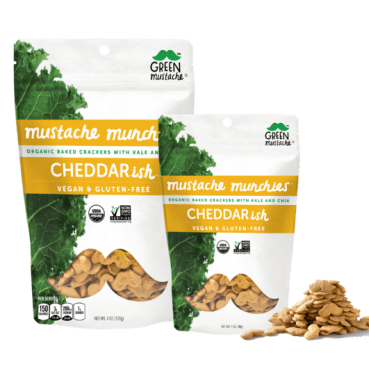 green mustache gluten free crackers product review