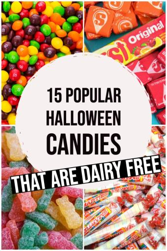 15 popular halloween candies that are dairy free