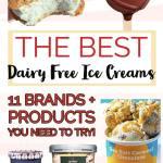 the best dairy free ice cream brands