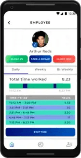 Workforce Management, Time Tracking Alerts