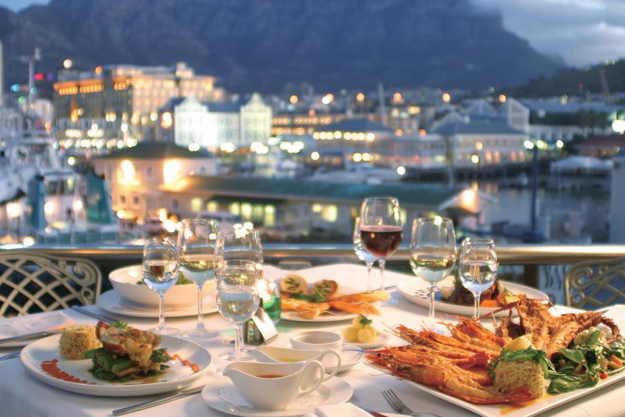 Dinner Restaurants Cape Town