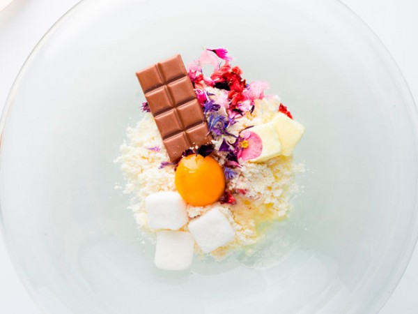 The Recipe for Romance dessert at Restaurant Mosaic at The Orient. Photo supplied.