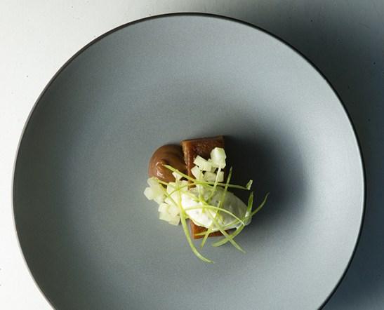 The Kitchen at Maison_apple, miso, caramel