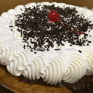 Upper Crust Chocolate Pie