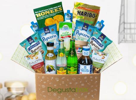 Degustabox June