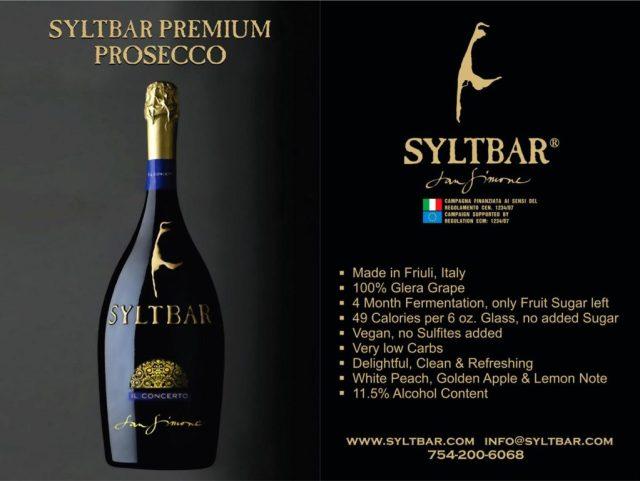 SYLTBAR Premium Prosecco