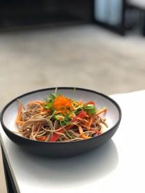 Cafe Boulud Soba Salad