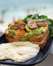 Bennys Avocado Toast