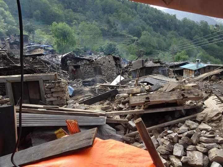 Comment aider le Village de Gonje au Népal ? #ActionSolidaire