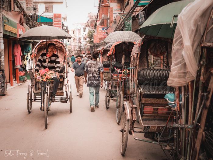 Paris – Kathmandou #Pensées