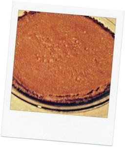 Gingered Buttnernut Squash Pie