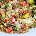 Eat Right Naija Mushroom-quinoa-brussels-sprouts_2