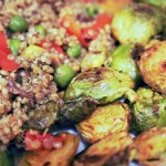 Eat Right Naija Mushroom-quinoa-brussels-sprouts_3