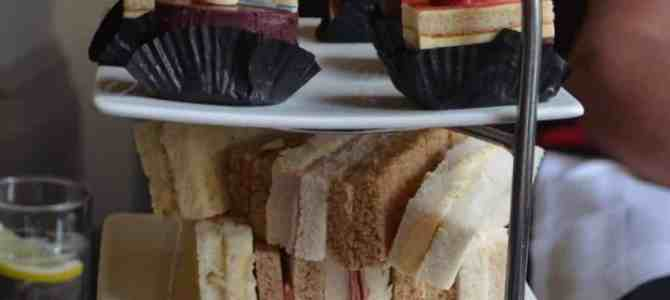 London like a Lady: Afternoon Tea at the Grosvenor