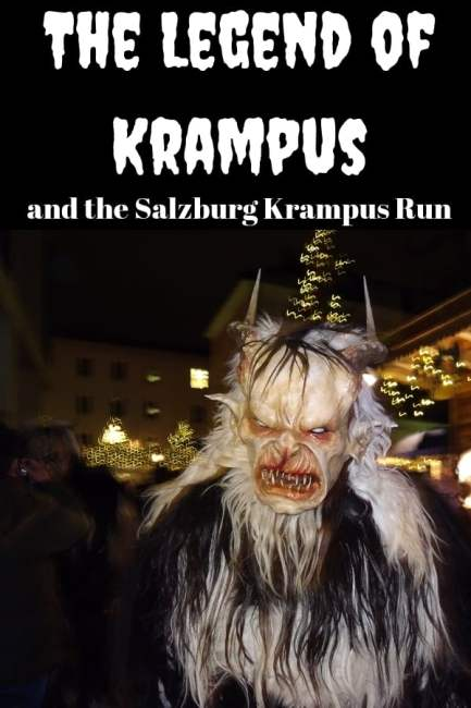 Have you heard of Krampus? The Christmas Demon? Want to see him in action? Here's what you need to know about the Salzburg Krampus Run