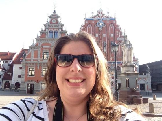 Exploring Old Town Riga
