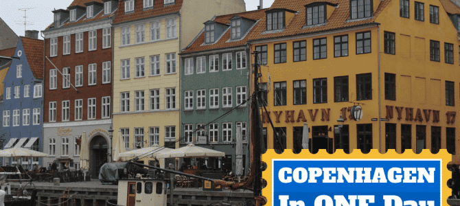 The Best of Copenhagen in 1 Day