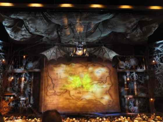 The Stage at Wicked