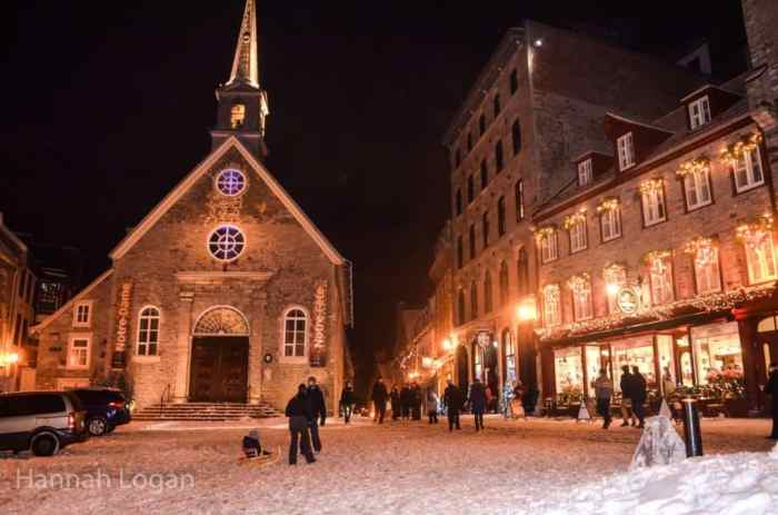 Quebec City (2 of 3)