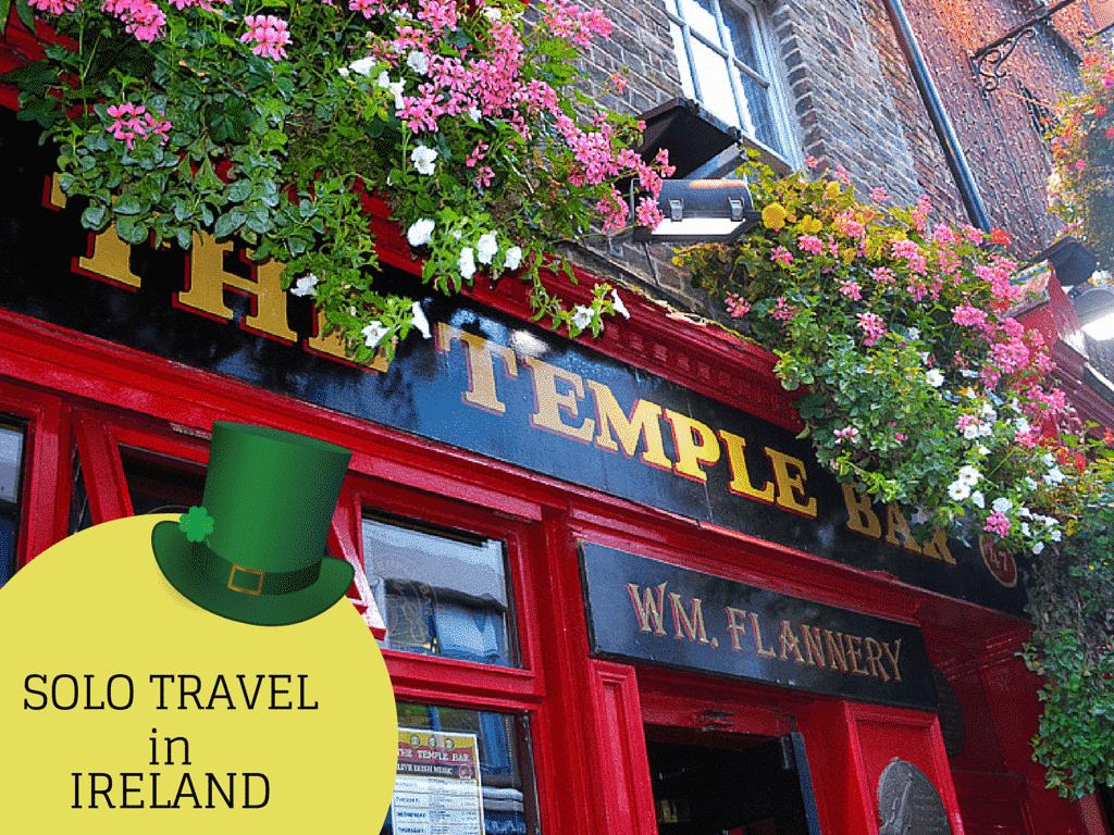 Best Places to Travel Solo: Ireland - Eat Sleep Breathe Travel