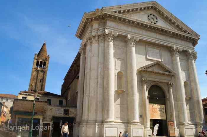 Solo travel in Venice