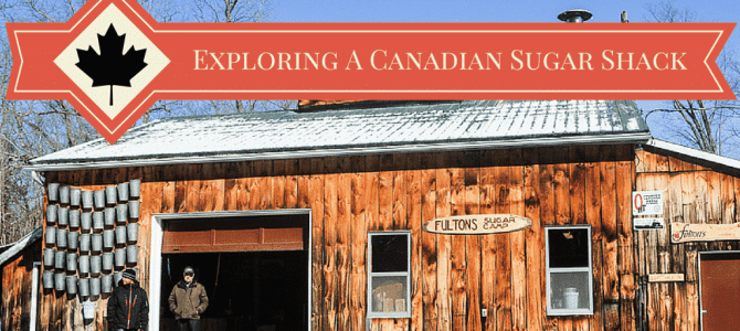 A Day at a Canadian Sugar Bush