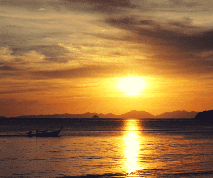 Ao Nang from Buddy the Traveling Monkey