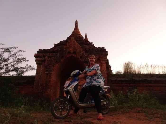 Take the Thai Motorbike guy!