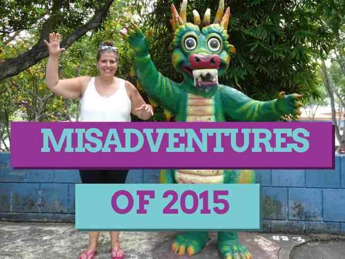 Top Misadventures of n2015