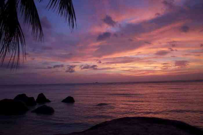 Koh Phangan from The World Pursuit