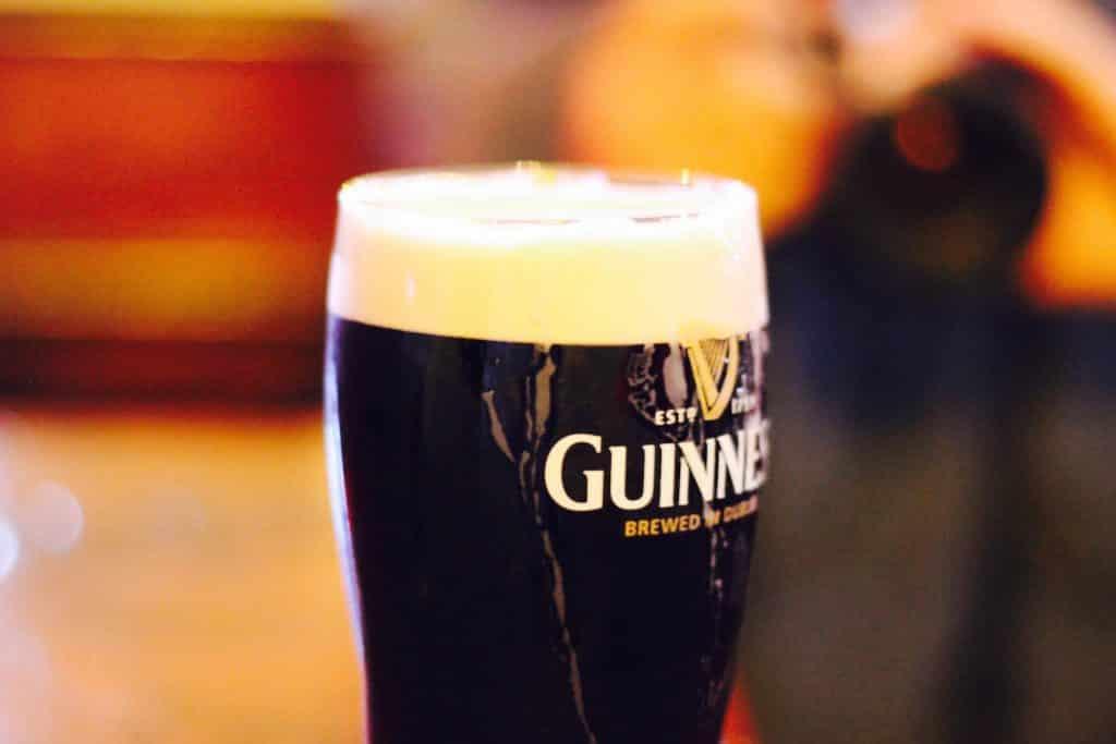 Pint of Guinness- Dublin's Best Pubs