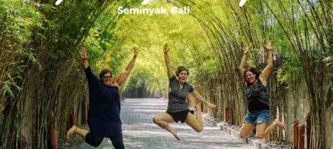 Girls' Getaway Bali: Villa Bliss in Stylish Seminyak