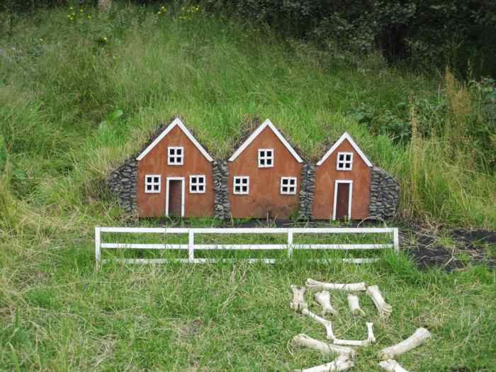 Iceland's elf houses