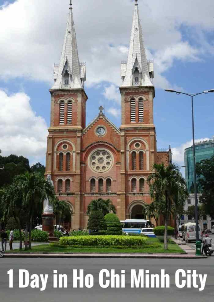 Ho Chi Minh City in 1 Day