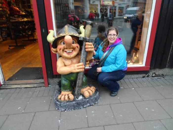 Troll, Girls weekend, Iceland