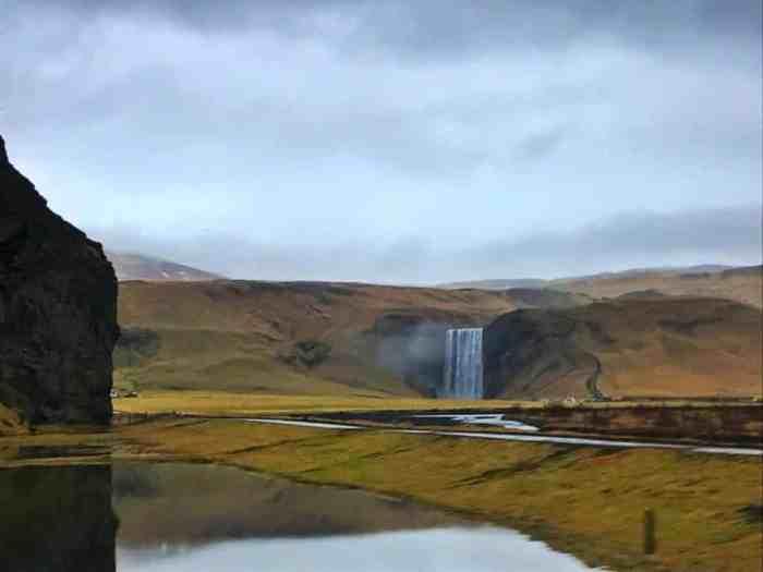 South Coast Iceland