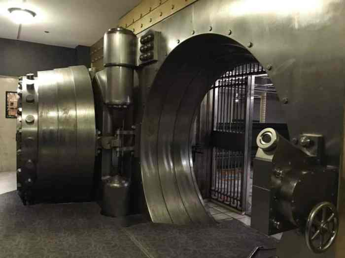 One King West Hotel Vault