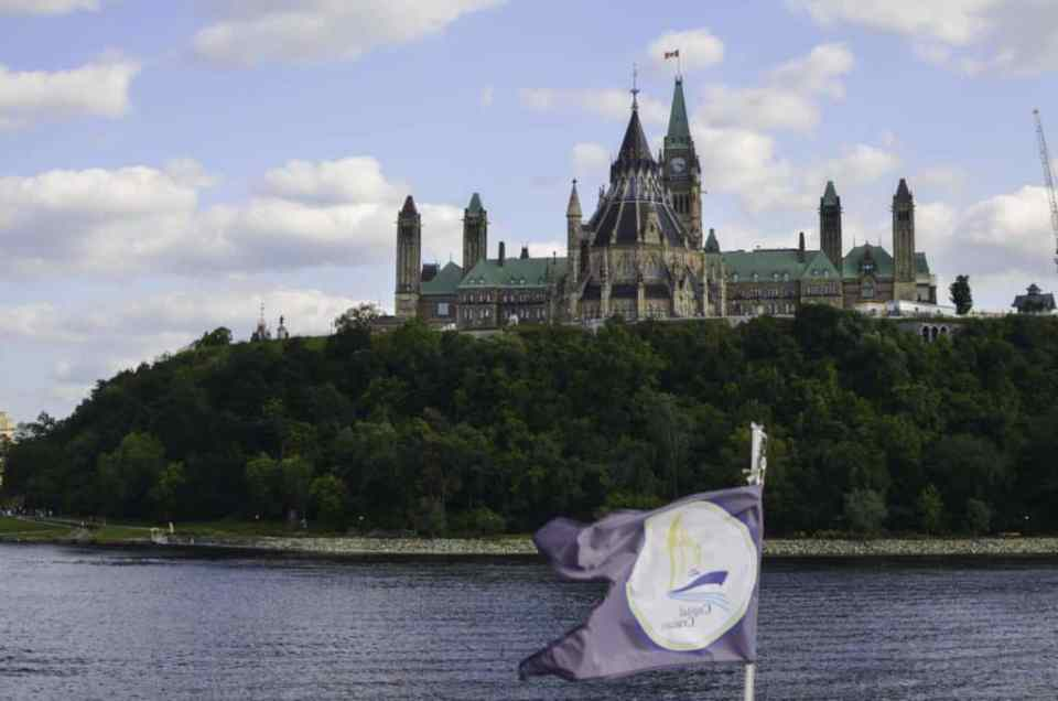 Capital Cruises, Ottawa