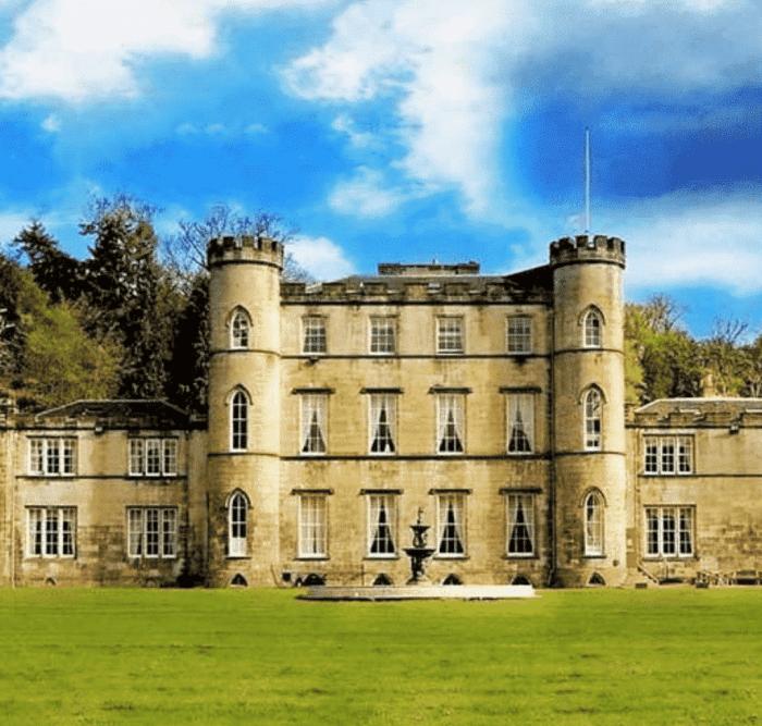 Melville Castle Hotel