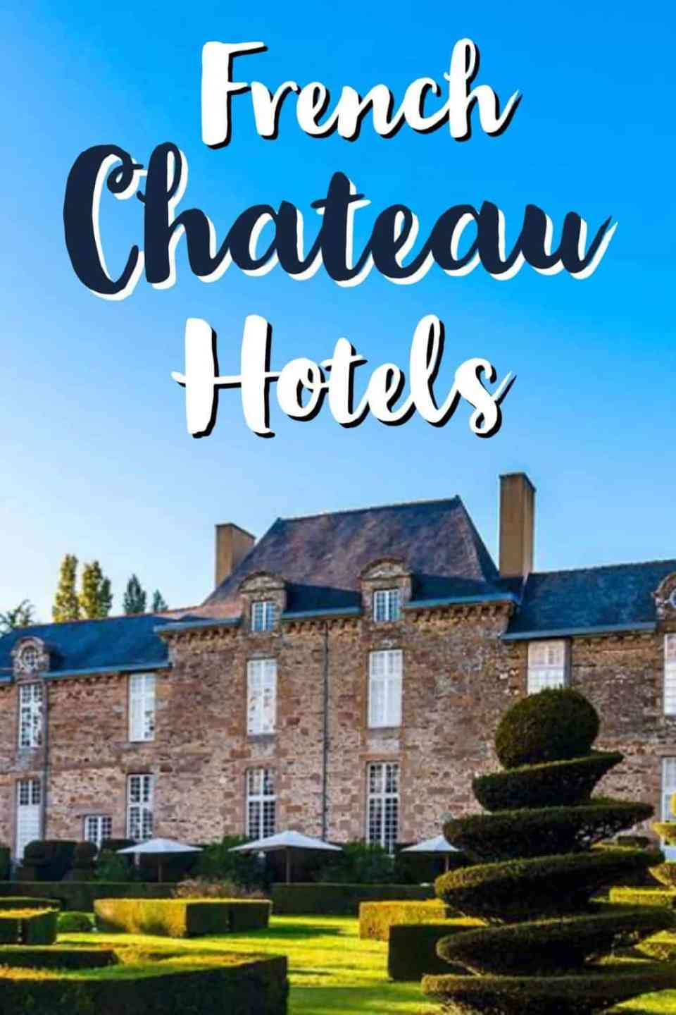 Looking for a castle hotel in France? Check out this stunning but affordable French Chateau hotels for your next France holiday.