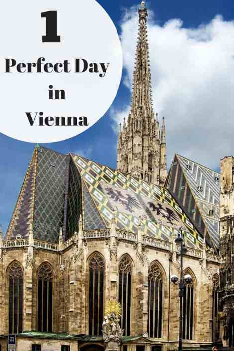 Only one day in Vienna? Don't worry, you can see and do plenty in a short amount of time. Here is my guide for how to best see Vienna in 1 Day.