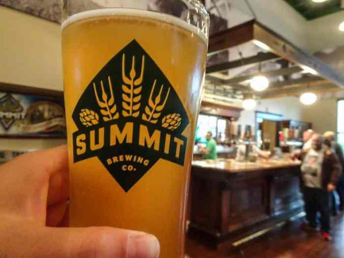 Summit Beer