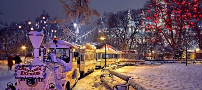 8 Festive Ways to Experience the Magic of Vienna at Christmas