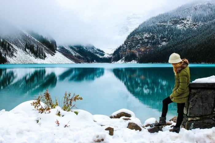 Winter Clothing for Canada
