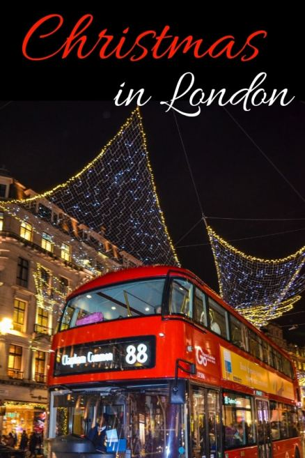 Looking to see London at Christmas? From Christmas Markets in London to Christmas Lights in London, Christmas tea in London and more, here are my top picks to experience the magic of London at Christmas. #Christmas #London