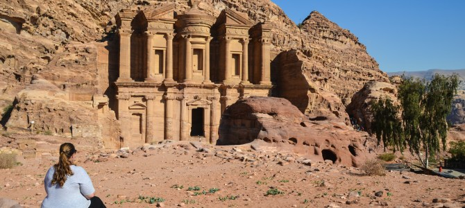 The Petra Monastery Hike: A Guide From a Non-Hiker