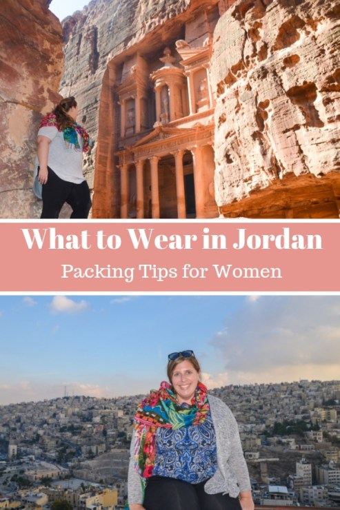 Wondering what to wear in Jordan? I'm sharing my top packing tips for women!